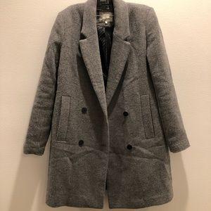 ZARA Grey Winter Coat